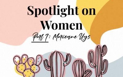 Spotlight on women writers: Part 7