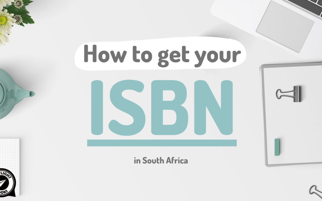How to get your ISBN in South Africa
