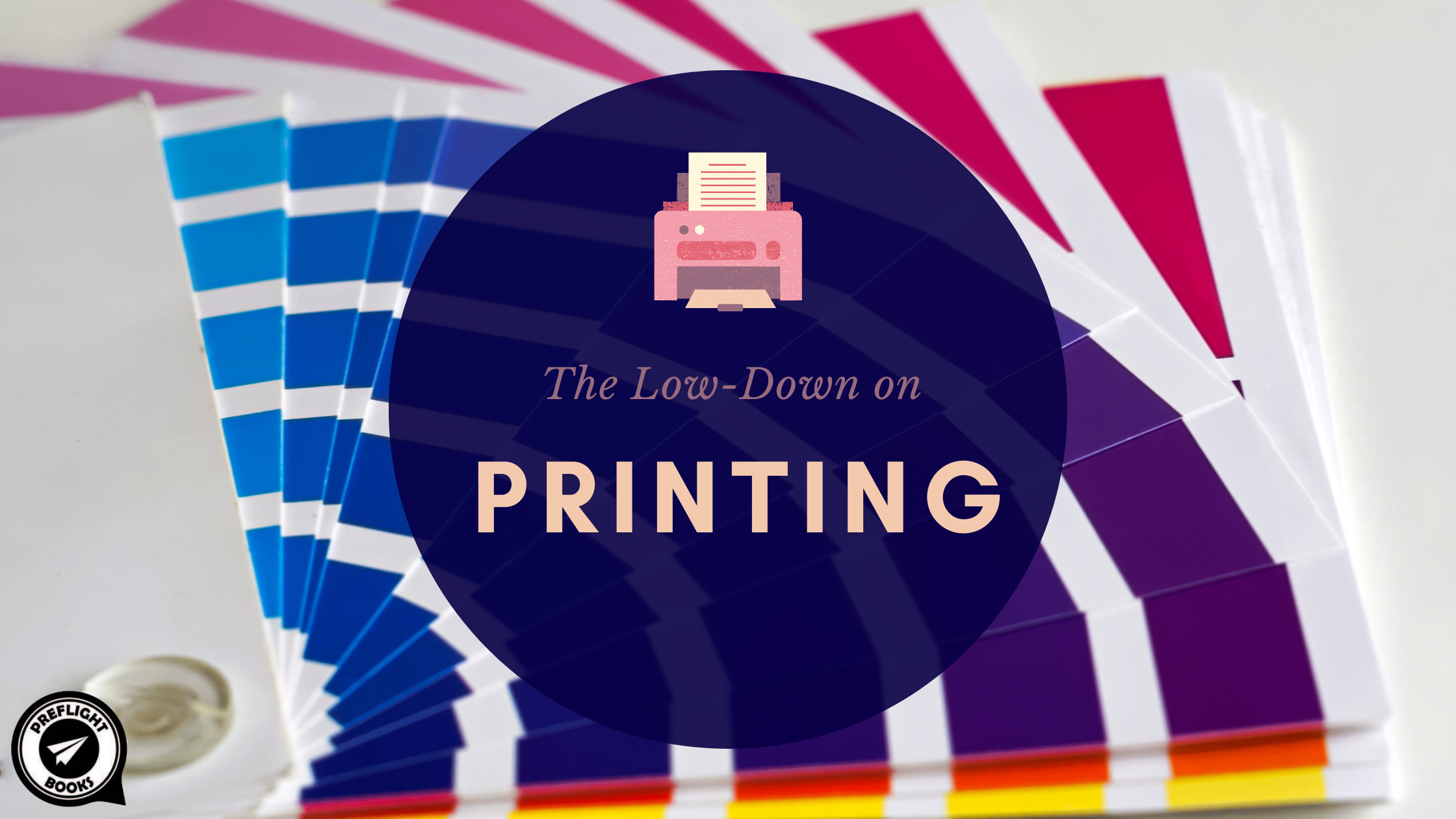 Types of Printing Cover Image