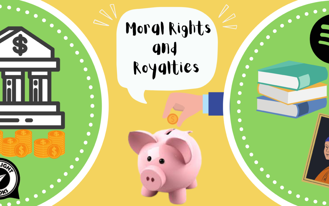 Moral Rights and Royalties