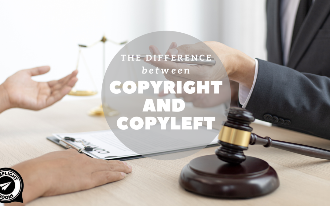 The Difference Between Copyright and Copyleft